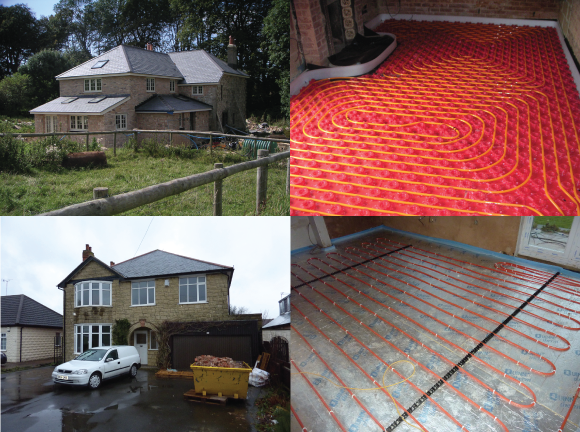 Underfloor Heating Cost Large Houses