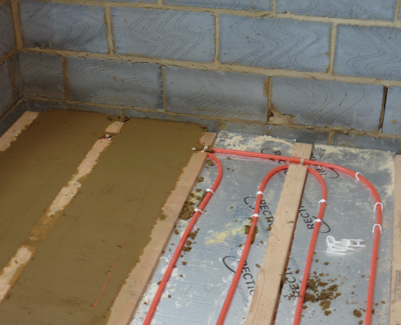 Underfloor Heating Cost Suspended Floor